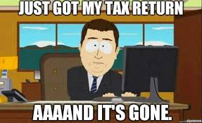 Tax Meme - 10 tax day memes to get you through this painful season