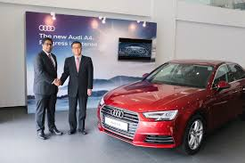 kereta audi japanese audi dealer sets up shop in setia alam auto news
