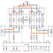 generator control panel wiring diagram download wiring diagram