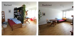 Wohnzimmer Vorher Nachher Funvit Com Wandfarbe Altrosa