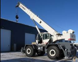 terex rt780 crane for sale on cranenetwork com