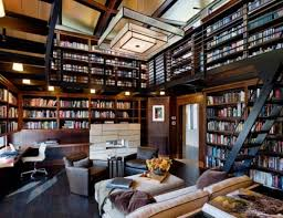 Home Library Ideas 20 Wonderful Home Library Ideas