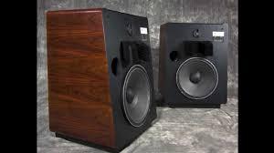 jbl home theater speakers jbl l300 vintage 1970 u0027s loudspeaker youtube