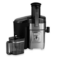 Juicer Bed Bath And Beyond Cuisinart Juice Extractor Bed Bath U0026 Beyond