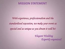 wedding statements web based wedding services