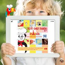 recette de cuisine en photo livre de recettes cuisine pâtisserie pour enfants petit chef panda