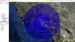 Map Radius Find A Radius Around A Point On Google Maps Youtube