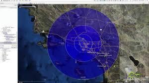 Radius Map Zip Code by Radius Around A Point On A Map My Blog