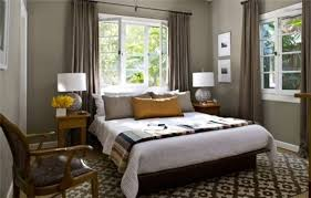 earth tone paint colors for bedroom earth tone paint color applied on room concept homesfeed