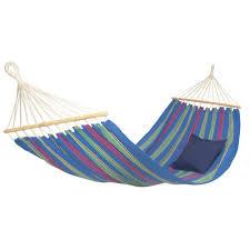 blue wave island retreat 15 ft stainless steel arc hammock set in