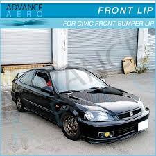 96 honda civic 2 door coupe for 96 98 honda civic urethane mug style auto parts front bumper