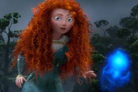 Doing Hair And Makeup Merida From Brave Hair And Makeup Kerplunk