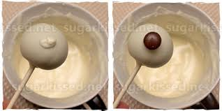 eyeball cake pops for thanksgiving 4 steps with pictures