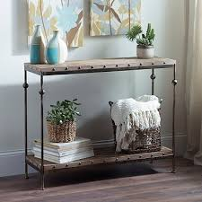 Mirrored Entry Table Console Tables Entryway Tables Kirklands