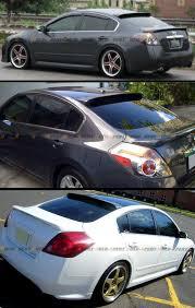 nissan altima for sale in jordan for 2007 2012 nissan altima 4dr sedan carbon fiber rear roof