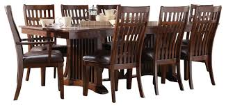 9 dining room set 9pc dining room set sl interior design