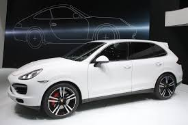 Porsche Cayenne Msrp - 2014 porsche cayenne information and photos zombiedrive