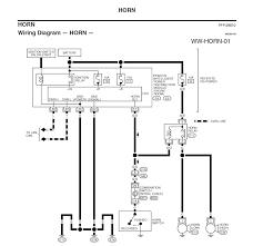 help horn wiring schematics nissan murano forum