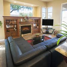 Custom Electric Fireplace by Modern Flames U2013 Home Alley