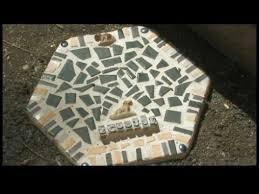 pet headstones easy garden crafts mosaic pet headstones
