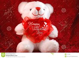 valentines teddy bears valentines on royalty free stock photo image 4134585