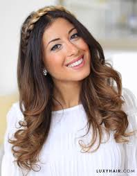 headband hair extensions 6 reasons to wear hair extensions luxy hair