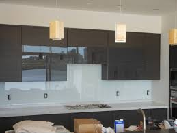 Kitchen Backsplash Paint by Back Painted Glass Kitchen Backsplash Voluptuo Us