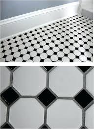black white floor tiles thematador us