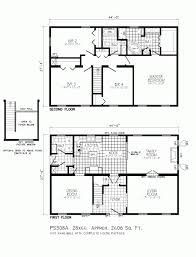 floor plans for two story homes ps308a lyndhurst by mannorwood homes two story floorplan