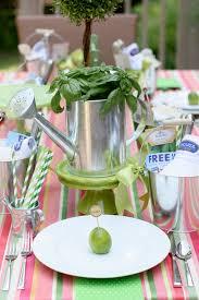 Summer Garden Party Ideas - host a summer garden dinner party pizzazzerie