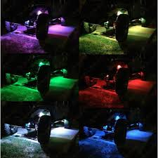 pod multi color led rock lights rgb