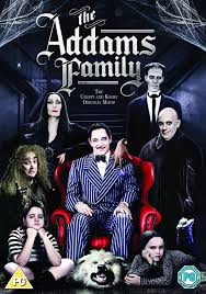 amazon com addams family dvd import movies u0026 tv