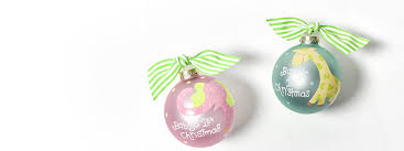Baby S First Christmas Bauble M S by Christmas Baby U0027s First Christmas Coton Colors