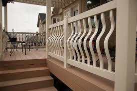 quality vinyl porch railing in utah best vinyl ut