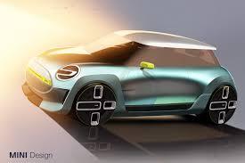 mini electric concept at frankfurt 2017 by car magazine