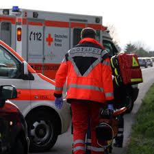 Jugendfeuerwehr Wiesbaden112 De In Den Gegenverkehr Geraten Verkehrsunfall Mit Mehreren