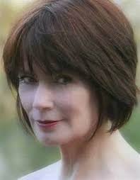 haircut with bangs for women over 50 29 best hairstyles images on pinterest medium hair styles short