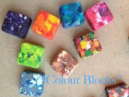 square block crayon the original cololur blocks crayons for