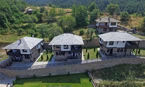 three houses three houses complex leshten bulgaria booking com