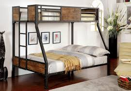 Wood And Metal Bunk Beds Clapton Bunk Bed Shop For Affordable Home Furniture