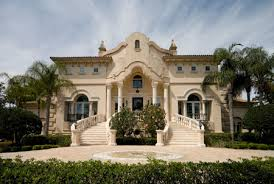 Mansion Design Italian Baroque Palace Luxury Home Design