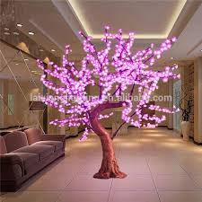 augest sale led cherry blossom tree light for your special