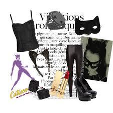 Halloween Costumes Catwoman Diy Catwoman Halloween Costume Polyvore
