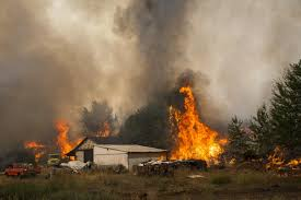 Eastern Washington Wildfire Update by Pacific Northwest Wildfires Update Wind Gusts Force Firefighters