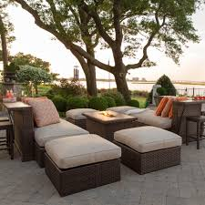 Agio Patio Set High Point Market Debuts Casual Living