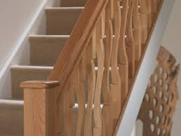 Oak Banisters Id Modern Oak Newel Caps Id Modern Oak Newel Caps Shawstairs Ltd