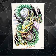 3d dragon tatoo online get cheap flying dragon tattoos aliexpress com alibaba group