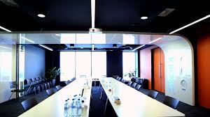 Architect Office Design Ideas Interior Design In Green Horizon Office Building For Infosys