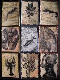 artist trading cards 123 by katarinanavane on deviantart