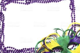 mardi gras picture frame mardi gras border stock photo more pictures of celebration event